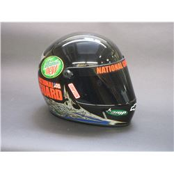 Simpson Real Replica Racing Helmet- Signed by Dale Jr- Letter of Authenticity- Box