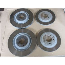 Front and Rear Rotors From 2007 Shelby Mustang- New Takeoffs
