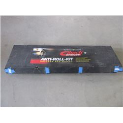 Anti Roll Kit with Sway Bars- Ford Part Number R648B From 2007 Shelby Mustang- New Takeoff