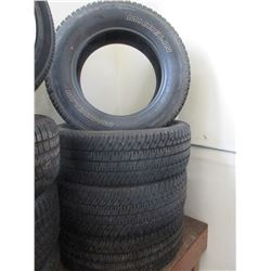 4 Michelin LT275/65R20 Tires- 5000 Miles
