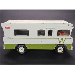 "Tonka Winnebago Indian Motorhome- 22.5""L X 8""W X 11""H"