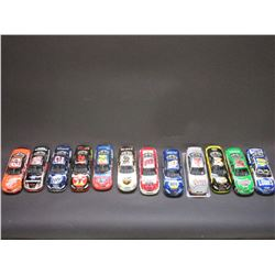 Complete Set of Signed 2004 Inaugural Season Nextel Cup Series Cars-  The Following 12 are in Set