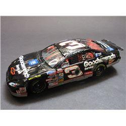 """Dale Earnhardt 1997 Monte Carlo Elite Stock Car- 1/10000- 1:24 Scale- 8.5""""L X 3""""W X 2.4""""H"""