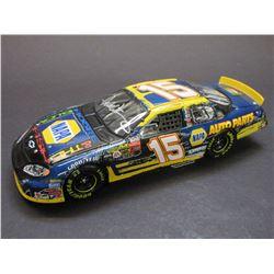 "Signed Michael Waltrip 2003 Monte Carlo Stock Car- GM 1/504- 1:24 Scale- 8.5""L X 3""W X 2.25""H"