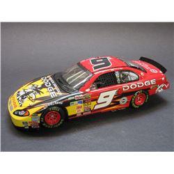 "Signed Kasey Kahne 2004 Intrepid Elite Stock Car- 1/804- 1:24 Scale- 8.5""L X 3""W X 2.25""H"