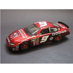 """Signed Kasey Kahne 2004 Club Car Action Stock Car- 1/504- 1:24 Scale- 8.5""""L X 3""""W X 2.25""""H"""