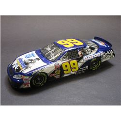 Signed Michael Waltrip 2003 Monte Carlo Stock Car- The Three Stooges 75th Anniversary- 1/360- 1:24 S