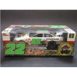 "Ward Burton RMEF Stock Car- 1:24 Scale- 8.5""L X 3""W X 2.25""H"