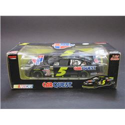 """Kyle Busch 2005 Limited Edition Stock Car- 1:24 Scale- 8.5""""L X 3""""W X 2.25""""H"""