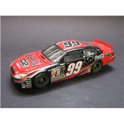 "Jeff Burton 2004 Ford Taurus Stock Car- Limited Edition- 1:24 Scale- 8.5""L X 3""W X 2.25""H- Coke Bott"
