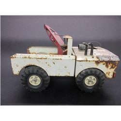 """Tonka Style Tow Truck- 16""""L X 7.25""""W X 9""""H"""