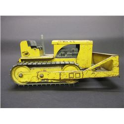 "Ny-Lint Bulldozer- Missing a Track- 13.5""L X 8""W X 5.5""H"