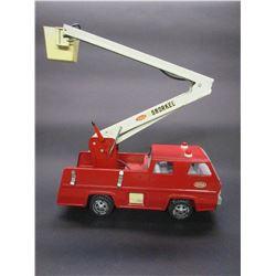 """Tonka Snorkel Boom Truck- 16.5""""L X 5.5""""W X 10""""H"""