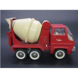 """Tonka Gas Turbine Cement Truck- 12.5""""L X 6.25""""W X 8""""H"""
