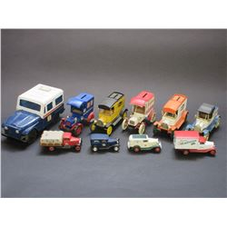10 Small Trucks- 6 Are Banks