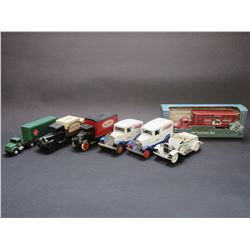 7 Small Truck- 3 Are Banks