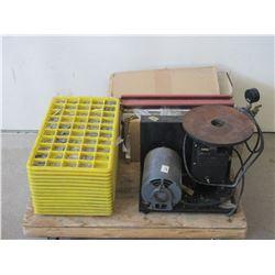 Stamp Making Machine With Accessories
