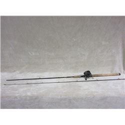 Lamiglas Series G1000 Graphite Rod- Shimano Bantam Magnumlite Reel