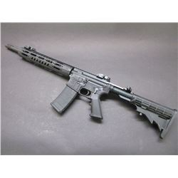 "Anderson Manufacturing AR-15 Rifle- Multi Caliber .223-5.56- 17.5"" Wylde 1:9 Barrel- Adjustable Stoc"