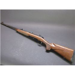 "Browning Medallion Bolt Action Rifle .300 H&H Mag- 24"" Barrel- Checkered- Sling Mounts- Engraved- Ja"