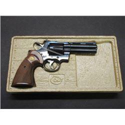 """Colt Python Revolver- .357 Mag- 4"""" Barrel- NIB- 1975- #E95040"""