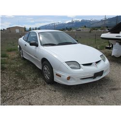 2001 Pontiac Sunfire Car- 150,000 Miles- Runs and Drives Good- Good Rubber- Clean Interior