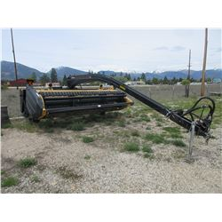 Cat Challenger Hydro Swing Swather- 12' Cut- All The Bells and Whistles- Field Ready- Good Condition