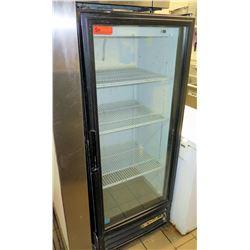 """True GDM-12-LD Refrigerated Glass Door Merchandiser 25""""W x 23""""D x 62.5""""H"""