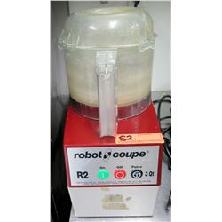 Robot Coupe R2 Series Commercial Food Processor