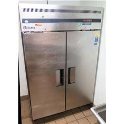 Everest Refrigeration ESR2 2-Door Reach-In