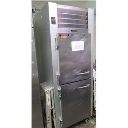 "Traulsen G12001 Two-Door Reach-In 30""W x 34""D x 83.5""H"