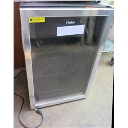 Haier Clear Door Hot Food Storage Cabinet