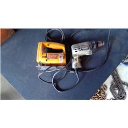 Jig Saw and Electric Drill