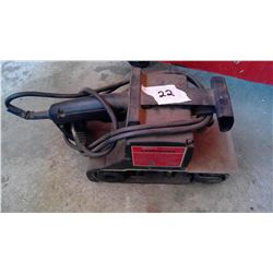 Belt Sander - Craftsman 3x21