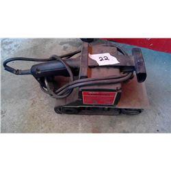 Belt Sander - Craftsman 3x21