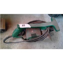 Electrical Planer - Sears - Craftsman 90