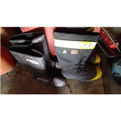 Safety Boots Dakota Thiners (Size 14)