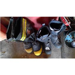 Safety Boots  Dakota (Size 14) and Baffin (Size 11)