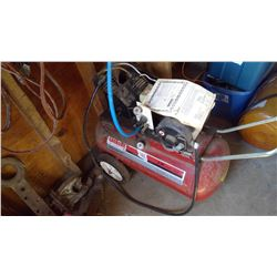 Air Compressor - Sanborn - V-Twin