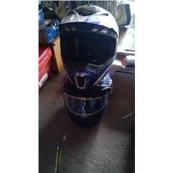 2 Helmets HJC - Large 7 5/8, Z0X - Small