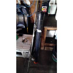 3 Fishing Rods and Rod Holder