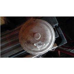 2 Gallon Crcok Lid - No Crack