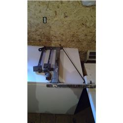 Wall Mount Scale - Chatillon