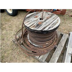 """Roll of Cable 1"""" Large Amount - Length"""