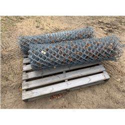"""Roll Chain Link Fence - 48"""""""