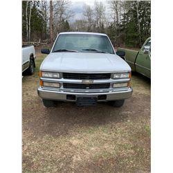 1996 Chevrolet 2500 Diesel 6,5 ex/Cab - 2 WD - SK Reg. 1GCGC29FXTE141366