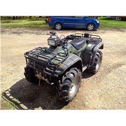 450 - Honda Foremen ES - 4WD - 4200km - 478TE226734404446