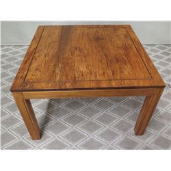 "Wooden Square Coffee Table 32"" x 32"" x 20""H"