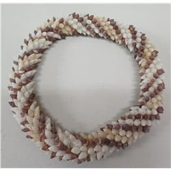 Multi-Colored Shell Haku Lei