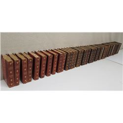 """Qty 30+ Vintage Books """"The World's Great Classics"""" Limited Edition"""